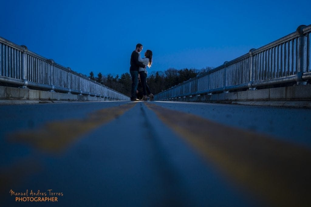 engagement shoot photography